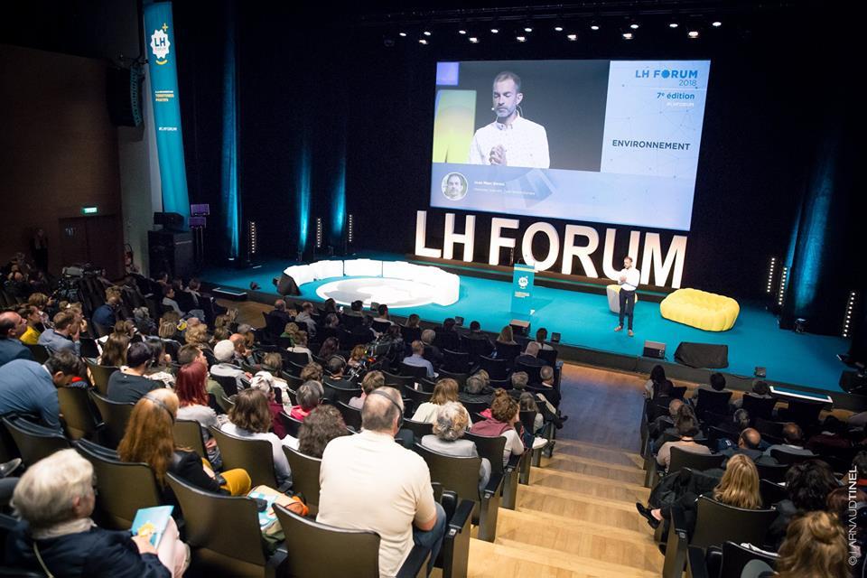 LH Forum, forum international des villes territoires positifs pour une transition positive et durable des territoires