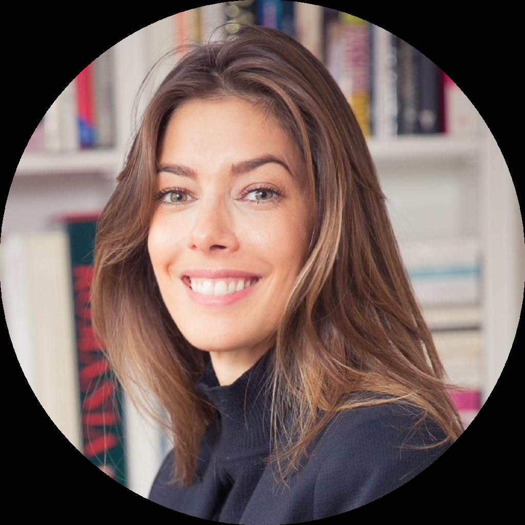 Audrey Tcherkoff présidente exécutive Institut de l'économie positive
